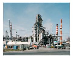 st-romuald (Mriol Lehmann) Tags: industry industrial quebec oil industries raffinery