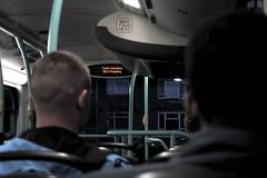 Route 86 London Bus (Kenco2o11) Tags: street city bridge red people bus london train underground cross transport tube kings wembley bakerloo