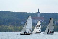 _DSF3936 (Frank Reger) Tags: bayern regatta skiff segeln segelboot 18ftammersee