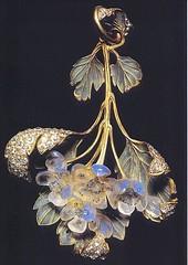 Art Nouveau jewellery // by Rene Lalique (mike catalonian) Tags: jewellery artnouveau renelalique