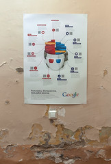 Innovation /  okgoogle /  (r_a_d_i_c_h) Tags: urban up wall out square spread design google junk break russia debris dot foundation scatter creation disperse soul future format innovation dust ok mayfair app founding rubble invention conception introduction initiation sprinkle institution staub pulver mobilography dissipate puder dispel  origination instauration excogitation   iphoneography instagram okgoogle