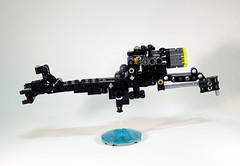 Sea Sled Skeleton (0nuku) Tags: green underwater lego air submarine master vehicle g2 glider bionicle toa 2015 faxon uniter ccbs mahrinui lesovikk karzahni ussanui