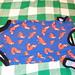 Fox Onesie (Shwin & Shwin pattern)