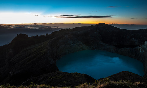Kelimutu Twilight