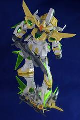 Mirrored Gundam (msmonka) Tags: mirror gundam