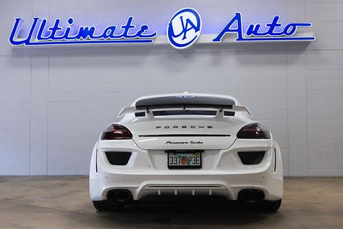 Porsche Panamera Turbo by Ultimate Auto