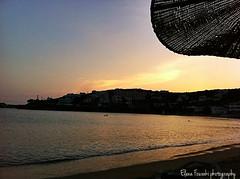 Andros, Greece (braziliana13) Tags: sunset sea summer island greek greece andros