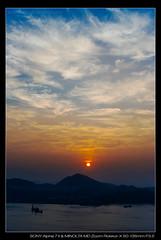 DSC06685 (YKevin1979) Tags: sunrise hongkong dawn md minolta sony  manualfocus magichour devilspeak f35   tseungkwano rokkor a7ii    50135 rokkorx 50135mm  mdzoom   a7mark2 ilce7m2 tseungkwanoindustrialestate