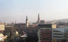 Cluj-Napoca in 2015 (Alex Marshall1) Tags: romania fed ld clujnapoca 5b oana tamas agfavista200 industar61