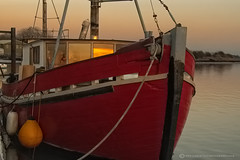 WICOR MARINE (mark_rutley) Tags: sunset marina boats houseboat hampshire maritime barge barges wicormarine