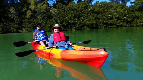 2_10_16 Kayak Paddleboard Tour Sarasota FL 24