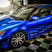 Deliberately Over-Edited Cellphone Photo of Scion tC - HSS!