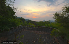 panorama-S (forum.linvoyage.com) Tags: sunset sea wild sky cloud sun house mountain nature thailand island hotel terrace outdoor hill nat resort abandon jungle phuket geo                 phuketian forumlinvoyagecom httpforumlinvoyagecom phuketphotographernet