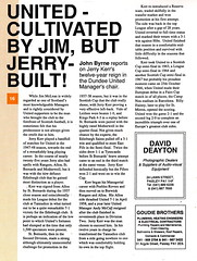 St Mirren vs Dundee United - 1990 - Page 16 (The Sky Strikers) Tags: street love st magazine official dundee united scottish match premier league bq mirren