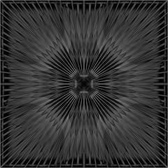 Geometric XX (Ursa Davis) Tags: seattle usa white abstract black geometric lines photography photo washington key pacific low center science symmetrical series conceptual davis ursa linear