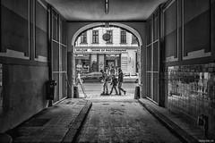 Home of Photography / Oranienstrae / Kreuzberg (Gtz Gringmuth-Dallmer Photography) Tags: blackandwhite berlin streetphotography schwarzweis