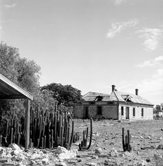 1792 (The Dent.) Tags: abandoned broken death decay delta bronica 400 dreams despair southaustralia balaklava ilford deserted steinbeck xtol11 sqai
