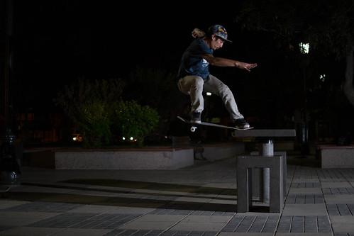 Alejandro Celis - Fs noseslide