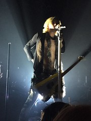 Marianas trench @ Chicago House of Blues (K_Meybaum) Tags: house chicago concert tour blues josh trench astoria ramsay marianas hobchicago
