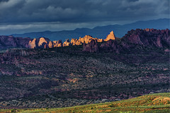Arches National Park (foto guy Terry) Tags: sunset utah redrock archesnationalpark