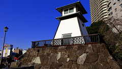Ruins of the Ishikawa Island Lighthouse 2 (JapanThis) Tags: lighthouse  tokyoedojapantsukudatsukudajimatsukishimafishingedobaytokyobaytraditionaledokkotokyoiteboat