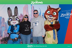 "D23 Dessert Party - Zootopia Picture • <a style=""font-size:0.8em;"" href=""http://www.flickr.com/photos/28558260@N04/24997834024/"" target=""_blank"">View on Flickr</a>"