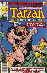 Tarzan 01 (micky the pixel) Tags: comics comic jane lion marvel tarzan löwe edgarriceburroughs heft johnbuscema tarzanandthejewelsofopar