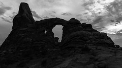 Under the Turret Arch (ken.krach (kjkmep)) Tags: archesnationalpark turretarch