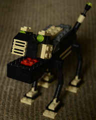 Doggy Mech activated! (Ddke) Tags: dog lego mech doge