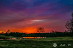 Sunrise at the Pearl Club (AP Imagery) Tags: sunset lake sunrise landscape pond kentucky ky golfcourse summit daviesscounty pearlclub