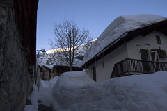 Village du Tour (Christian Bachellier) Tags: mountain montagne nikon village neige chamonix extrieur letour hautesavoie 2016 argentire