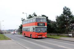 Selwyn Motors 292 Belton-Doncaster F810 YLV 27th February 2016 (3) (asdofdsa) Tags: travel bus buses transport busstop passengers hatfield belton jubileebridge doncaster owstonferry selwynmotors barrydodds 1989mcwmetrobusii 27thfebruary2016