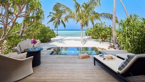 Beach Pool Villa - Terrace