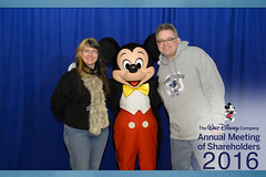 "2016 Disney Shareholder Meeting - Mickey Mouse • <a style=""font-size:0.8em;"" href=""http://www.flickr.com/photos/28558260@N04/25260787059/"" target=""_blank"">View on Flickr</a>"