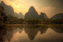 Landscape in Xianyang.jpg (MissBoudin) Tags: china hongkong guilin beijing xian greatwall  pingyao chine muraille shangha pkin canon500d