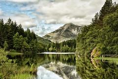 Glencoe Lochan,Glencoe,Scotland (jimmys 2008) Tags: scotland highlands glencoe lochan