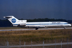 """Pan American World Airways - Pan Am Boeing 727-235 N4748   """"Clipper Progressive"""" (Kambui) Tags: airplane airplanes boeing panam aviones avions flugzeuge  avies boeing727 aeroplani kambui  panamericanworldairwayspanam"""