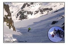 Jasse Bralard face NO (dibona38) Tags: couloir chamrousse jasse skiderandonne bralard