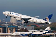 N229UA - United Airlines - Boeing 777-200 (5B-DUS) Tags: brussels plane airplane airport belgium aircraft aviation united jet international boeing flughafen airlines flugzeug brssel 777 spotting bru zaventem planespotting luftfahrt ebbr b777 777200 b772 n229ua