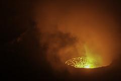 Heart of Darkness (samcboone) Tags: africa lake fire volcano lava caldera drc virunga nyiragongo