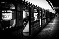 Luck of Lucien (tomabenz) Tags: street blackandwhite bw monochrome subway noiretblanc sony budapest streetphotography streetview sonya7rm2 a7rm2