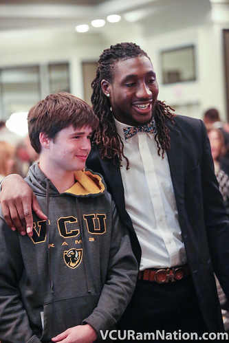 VCU Basketball Banquet 2016