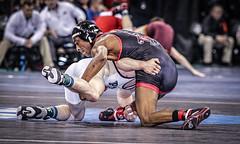 2016 NCAA Quarters and Cons (jrsachs) Tags: wrestling championships ncaa techfallcom johnsachsphotographer