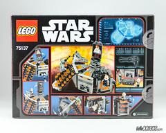REVIEW LEGO Star Wars 75137 Carbon-Freezing Chamber 02 (HelloBricks) (hello_bricks) Tags: star starwars lego review solo esb empire bobafett wars han hansolo empirestrikesback revue bespin fett cloudcity carbonite episodeiv 75137 ugnaught hellobricks
