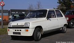 Renault 5 Laurate 1984 (XBXG) Tags: auto old france classic car vintage french automobile 5 champagne voiture des renault 1984 salon 51 frankrijk reims belles ancienne laureate marne renault5 r5 ardenne franaise dpoque 29me laurate champenoises 109fcd75