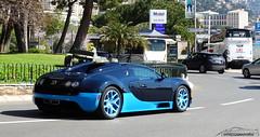 Bugatti Veyron 16.4 Grand Sport Vitesse (Dphotographymc) Tags: blue sport grand 164 carbon fiber bugatti bleue veyron vitesse fibre carbone