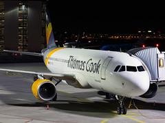 OO-TCV (ChrischMue) Tags: belgium thomas cook airbus condor airlines haj a320214 hannoverlangenhagen eddv ootcv
