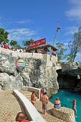 DSC_4386 (shutterbugss) Tags: cliff nikon diving jamaica tropical negril cliffdiving rickscafe nikond90