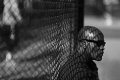Brooklyn guy (Stefano-Bosso) Tags: street people bw usa white newyork black love monochrome brooklyn canon monocromo noiretblanc biancoenero backwhite btw streetshooting stefanobosso backwhitephotos