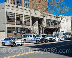 NYPD Police Station Precinct 28, Harlem, New York City (jag9889) Tags: auto nyc newyorkcity usa house ny newyork building car station architecture automobile unitedstates outdoor harlem manhattan unitedstatesofamerica police nypd transportation policecar vehicle policestation lawenforcement patrol finest 2016 firstresponder policedepartment newyorkcitypolicedepartment p028 policepatrolcar precinct28 jag9889 20160424